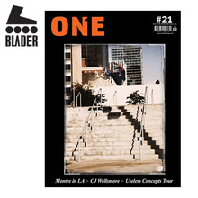 ONE 매거진 #21 / One Magazine issue 21